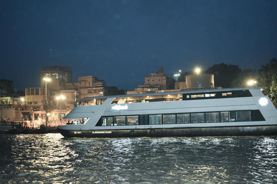 Alaknanda Ship Varanasi