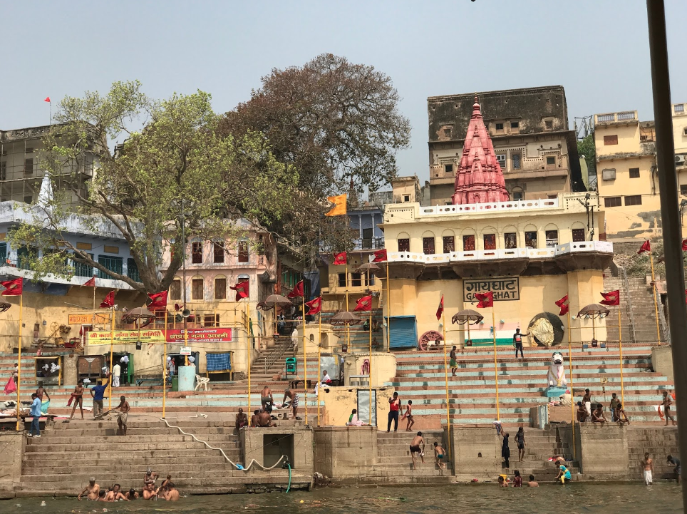 Gaay Ghat, Varanasi