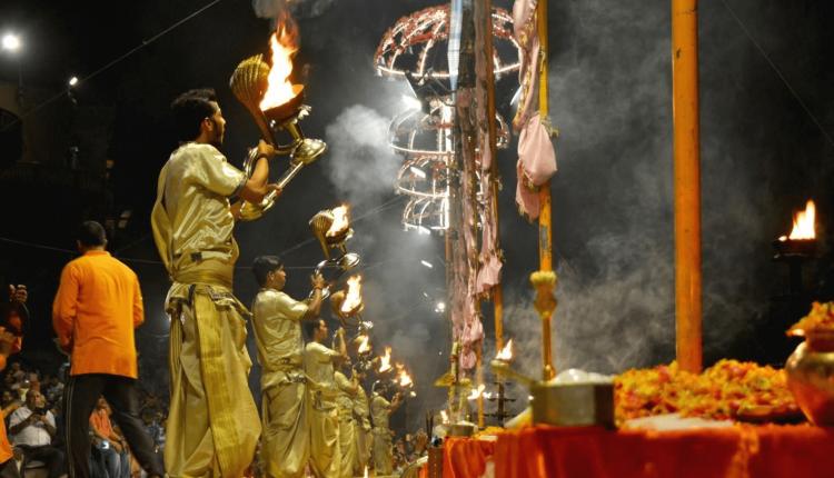 Ganga Aarti Varanasi experience