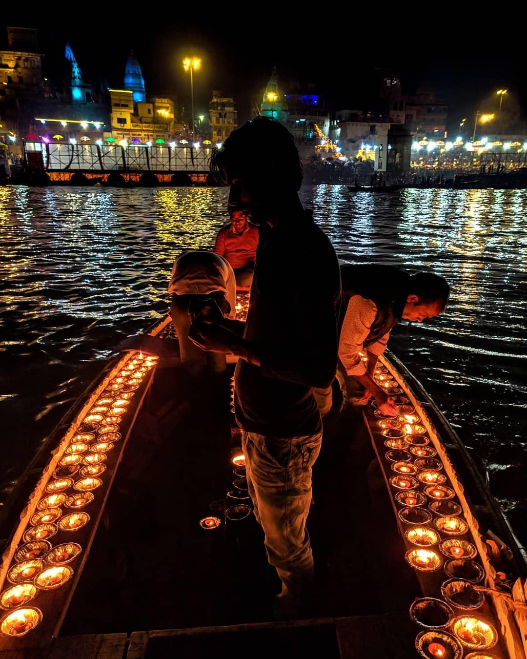 Dev Diwali Varanasi 2019