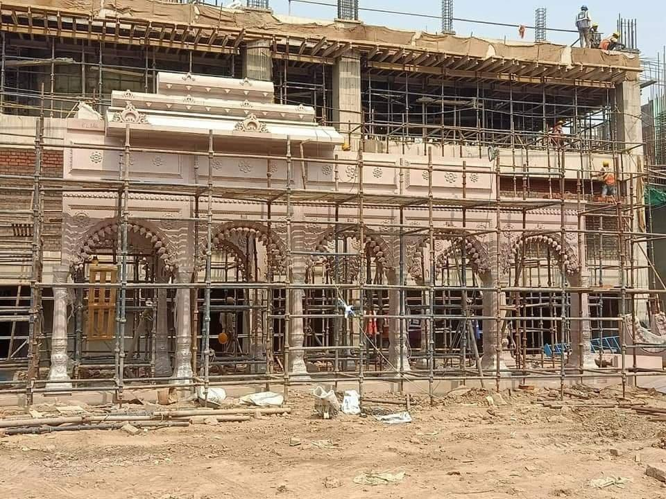 Kashi Vishwanath Corridor new pictures