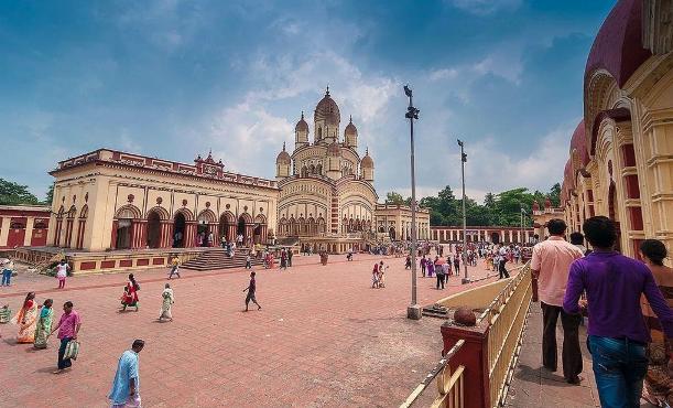 Dakshineshwar Kali temple, Kolkata