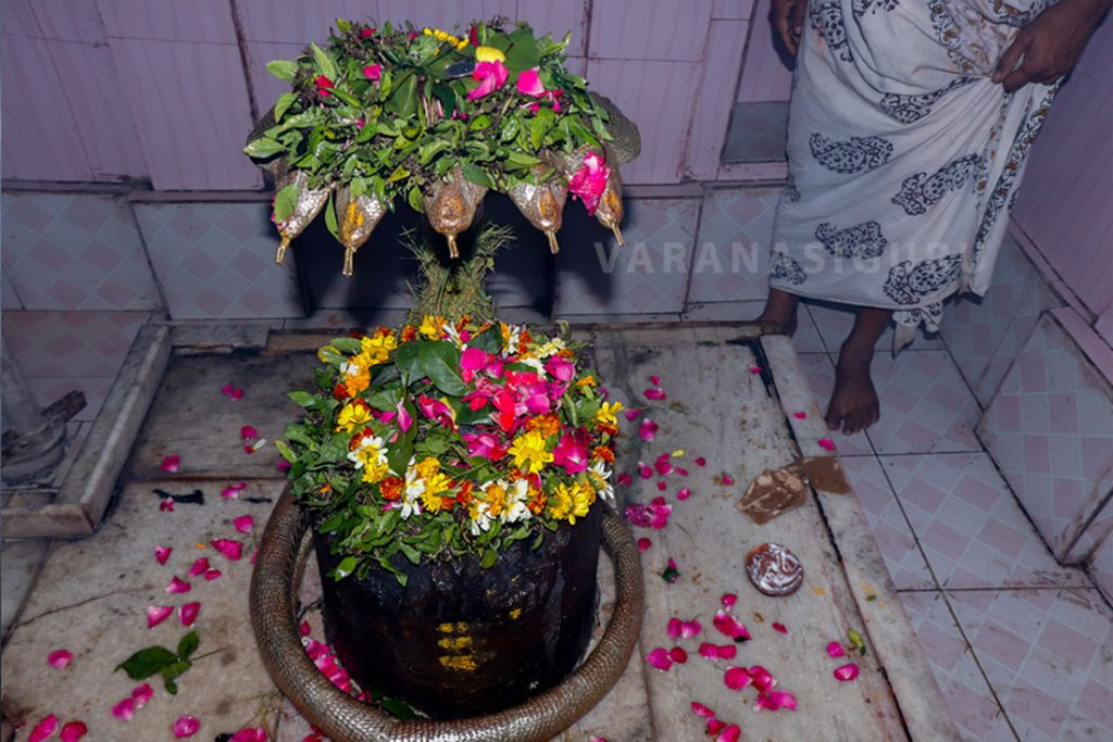 Pita maheshwar Secret shivling of Kashi